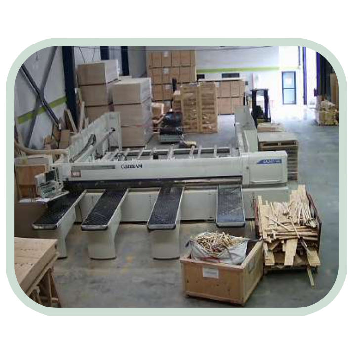 Instalaciones encaja embalajes asturias